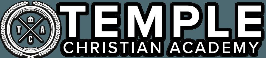 temple Christian Academy Crest